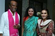 Rajinikanth: Very proud to see Aishwaryaa associated with UN India