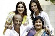 Rajinikanth's life on film: Aishwarya, Soundarya to direct father's biopic?