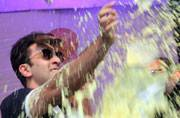 Ranbir Kapoor celebrates Janamashtami with fervour