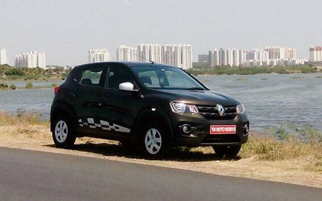 Renault Kwid With 10 Litre Engine To Launch On August 22 In India