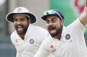 No. 1 ranking in Tests is Virat Kohli's goal, reveals Rohit Sharma