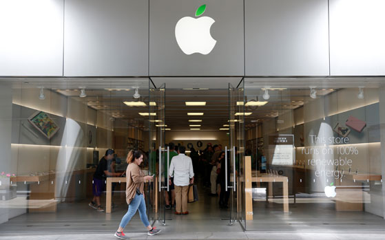 Apple reports progress in workforce diversity