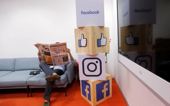 Facebook opens lab to design hardware, gadgets