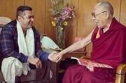 SEE PICS: Salman Khan, Iulia Vantur meet Dalai Lama during Tubelight's Ladakh schedule