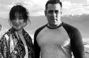 Revealed: Salman Khan's Tubelight actress, Zhu Zhu