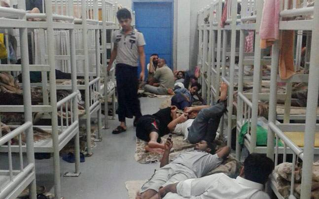 Labourers Stranded In Saudi Arabia Jail