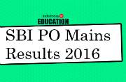 SBI PO Main Results 2016: To be declared on August 16