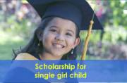 Indira Gandhi PG scholarship for single girl child 2016 invites applications