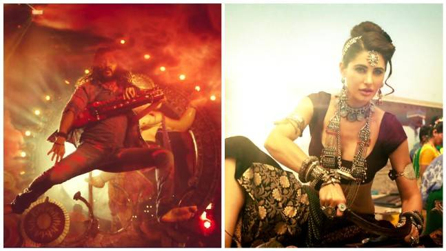 Riteish Deshmukh and Nargis Fakhri in Banjo