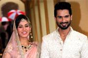 Shahid Kapoor and Mira Rajput are parents to a baby girl!