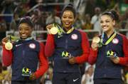 Rio 2016: Americans blow away opposition to win gymnastics Gold