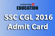 SSC CGL Tier-I 2016 Admit Card: Available for download at sscnr.net.in