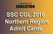 SSC CGL Exam 2016: Northern region admit cards available for download at sscnr.net.in