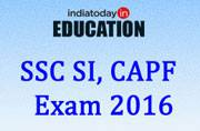 SSC SI, CAPF Exam 2016: Paper I score released, click here to check