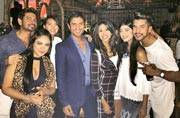 Former Bigg Boss contestants turn up for a star-studded reunion