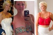 When everyone's talking weight loss, this mom gained weight and now feels a 'millions times happier'
