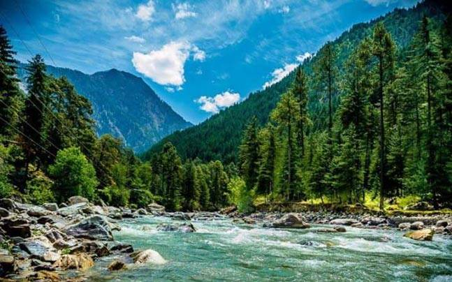 Kasol, the budget travellers' paradise. Picture courtesy: Facebook/InCrEdiBle HimAchAl
