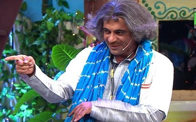 Comedian Sunil Grover turns a year older today