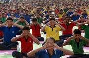 Samajwadi Party opposes BMC's proposal to make Surya Namaskar mandatory in civic schools