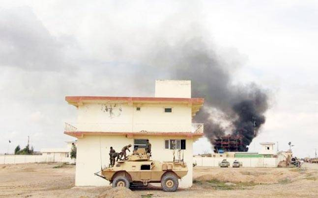 Taliban attack in Helmand