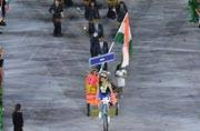 All the uniforms the Indian contingent has worn since 2000's Millennium Olympics