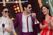 When Katrina Kaif and Sidharth Malhotra grooved to Kala Chashma on the sets of Jhalak Dikhhla Jaa