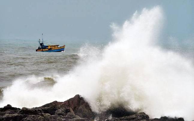 Fishermen gone Missing