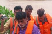 Oops! When Ram Kripal Yadav's boat got stuck in Ganga during Bihar flood inspection
