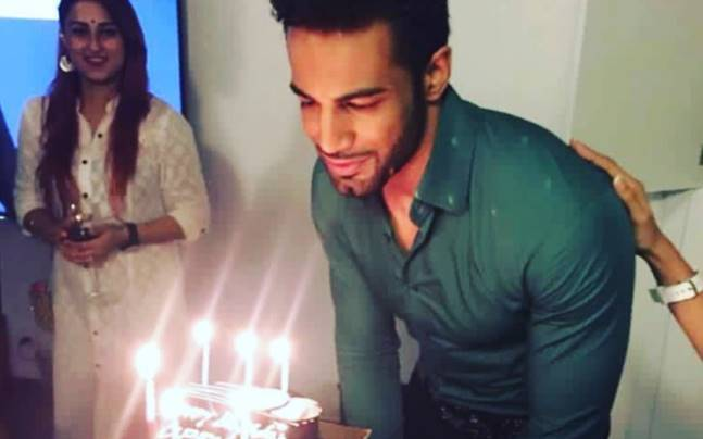 Upen Patel turned a year older yesterday. Picture courtesy: Instagram/Upen Patel