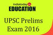 UPSC Prelims Exam 2016 to be held tomorrow: Click here to check strategies for a high score