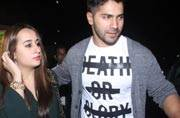 Varun Dhawan's girlfriend Natasha Dalal insecure of his equation with female co-stars?