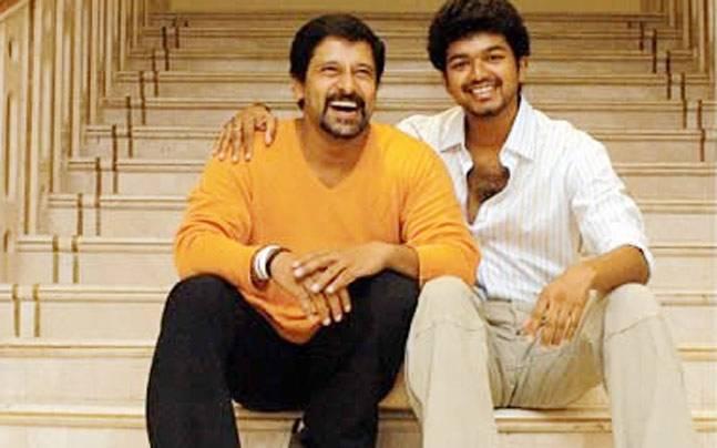 Vikram's wish to direct actor Vijay