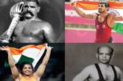 India's top wrestlers of all time