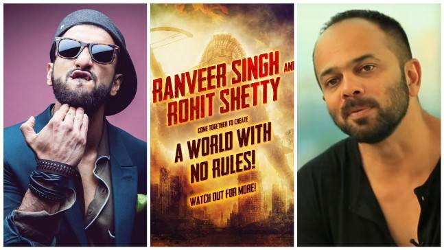 Ranveer Singh and Rohit Shetty are officially collaborating on a film