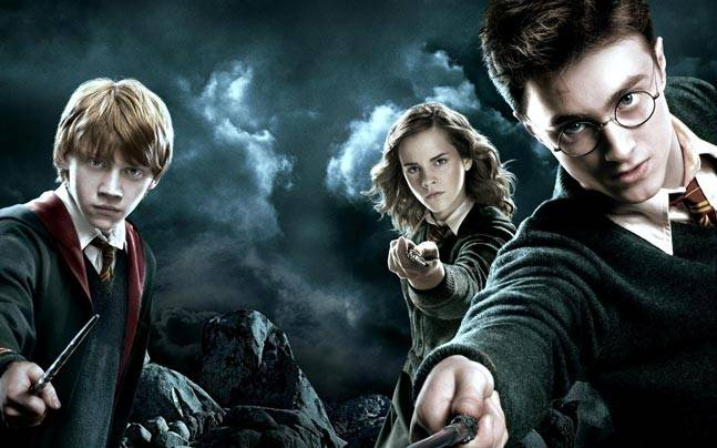 Harry Potter was banned in some parts of England and the US