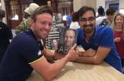Roar at Indian cricket grounds humbles me: AB de Villiers