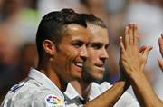 Cristiano Ronaldo scores on return as Real Madrid equal club record