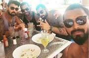 500th Test: Virat Kohli's Indian team on dry fruit diet, New Zealand cricketers gorge on biryani