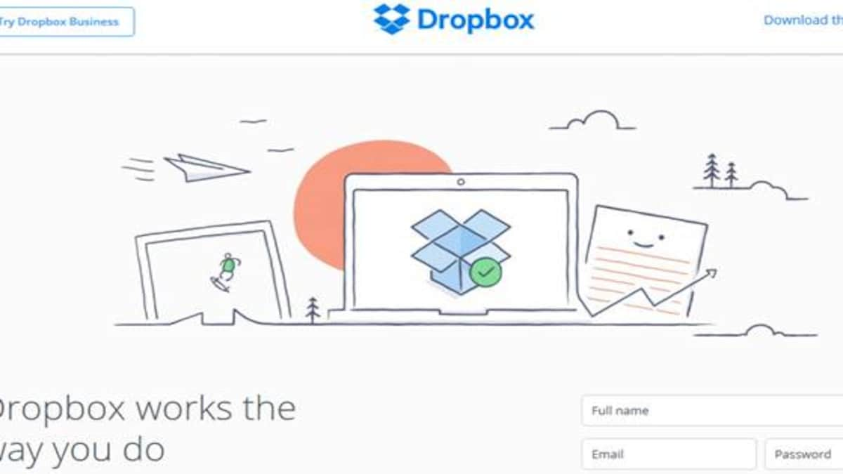 Stolen Details Of 68 Million Dropbox Users Now Selling On