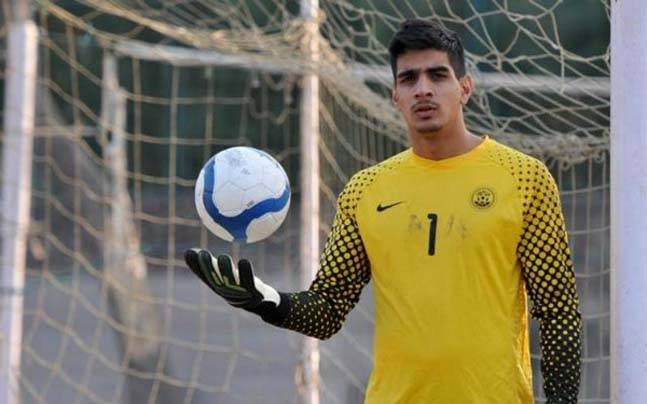 File photo of Gurpreet Singh Sandhu