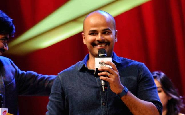 Stand-up comedian Sorabh Pant at India Today Mind Rocks 2016. Photo: India Today