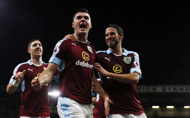 Michael Keane (Reuters Photo)