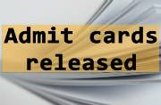 APSET 2016: Admit cards released at apset.net.in