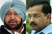 Amarinder Singh mocks Kejriwal for opting out of Punjab contest, calls it 'victory of Punjabis'