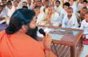 Ramdev's yoga textbook reaches Goa schools