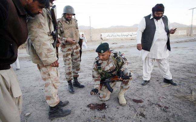 Military operations in Balochistan