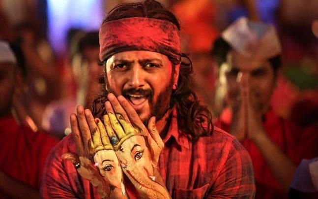 Riteish Deshmukh in Banjo.
