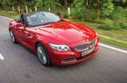 BMW Z4 is fun and interesting little car