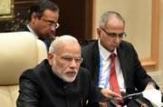 Modi raises China's PoK corridor with Xi Jinping, slams Pakistan's terror links