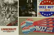 Darth Vader, God, Satan and a cat: More than 1,800 'spoof candidates' tried to run for US president
